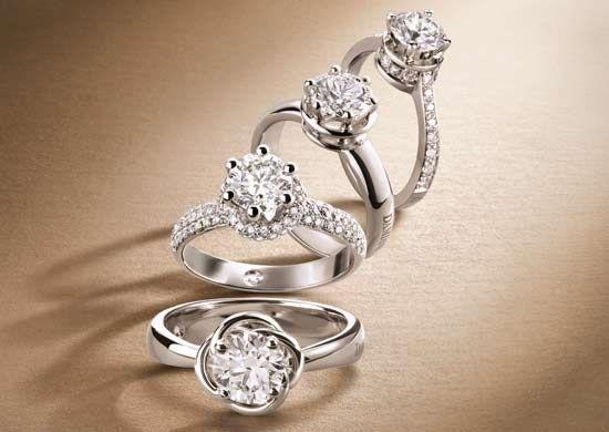 Matrimonio: i gioielli perfetti per una sposa.